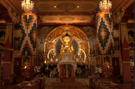 Thrangu Tibetan Buddhist Temple